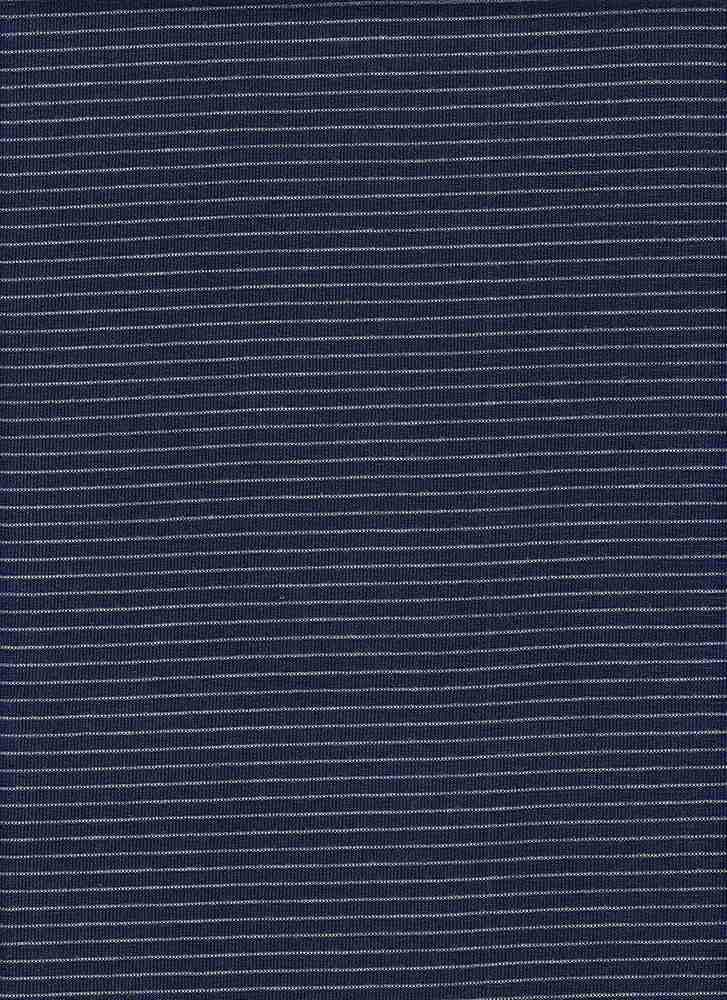 13151 / NAVY/H.GREY / UNEVEN BABY HACCI STRIPE