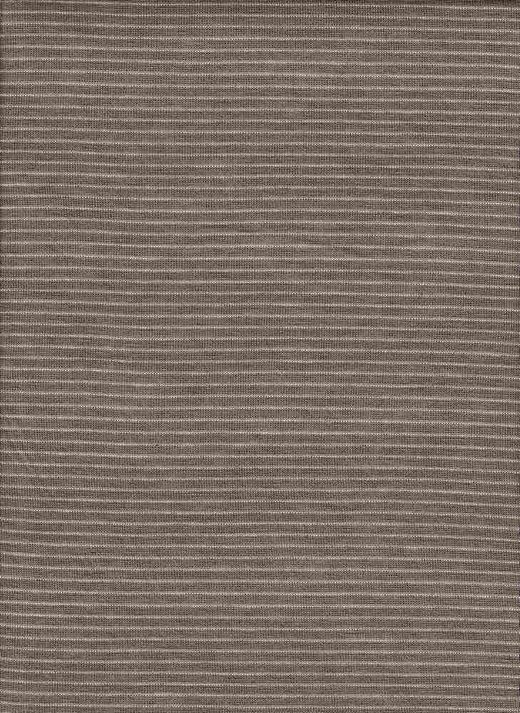 13151 / BROWN/NATURAL / UNEVEN BABY HACCI STRIPE