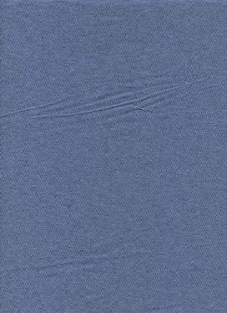 12120 / DENIM BLUE / Newdal Spandex Jersey