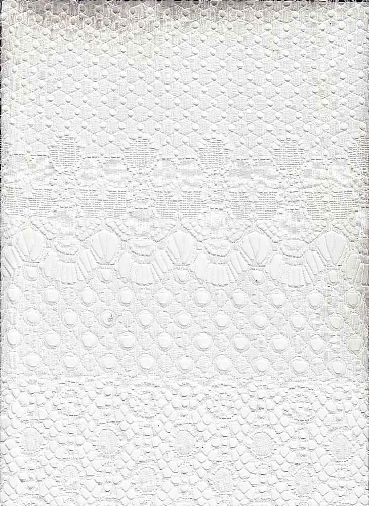 14118 / WHITE / PARISIEN LACE