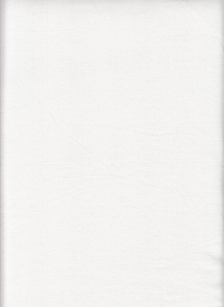 18383 / WHITE / SOFT PONTI