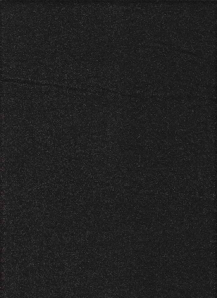 8450 FOIL / BLACK/GOLD FOIL / SOFT KISS SWEATER WITH FOIL