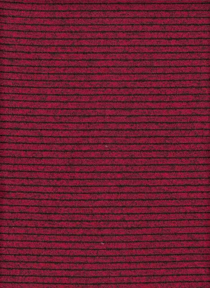 19402 / RED/BLACK / FIRENZE STRIPE