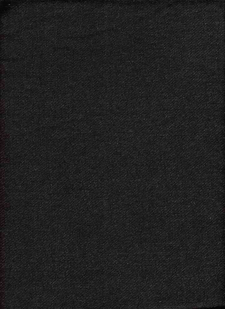 19406 / BLACK / 300GSM FRENCH TERRY