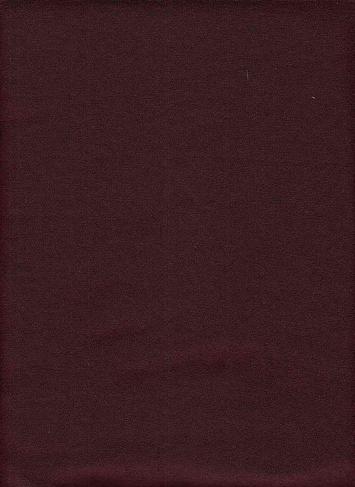 19406 / ELDERBERRY / 300GSM FRENCH TERRY