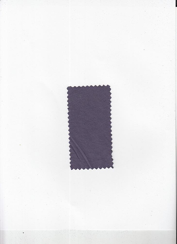 18396 / PURPLE HAZE / WASHED COTTON JERSEY