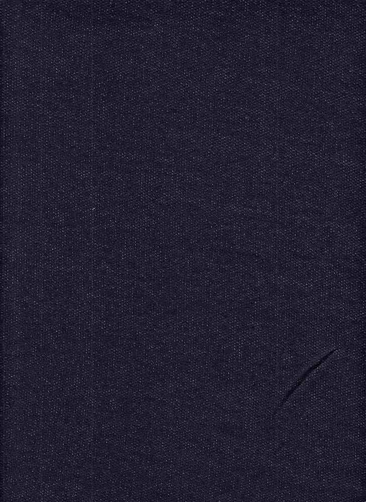 17086 / NAVY DENIM / BABY FRENCH TERRY