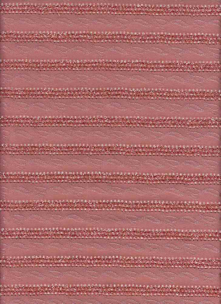 19499 / PINK / CHENILLE KNIT