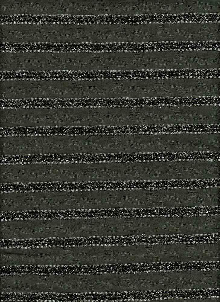19499 / DK GREEN / CHENILLE KNIT
