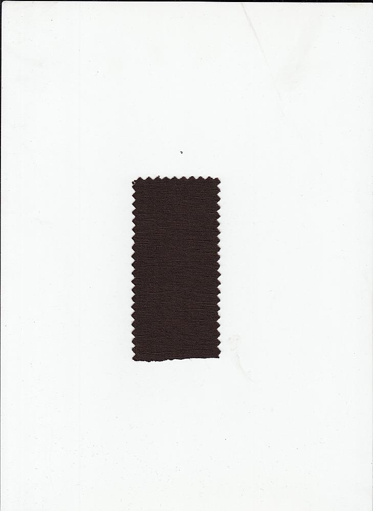 PRSJ 170 / BROWN / POLYRAYON JERSEY SPANDEX