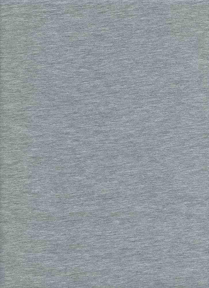 6514B-D / HGREY / 100% COTTON JERSEY