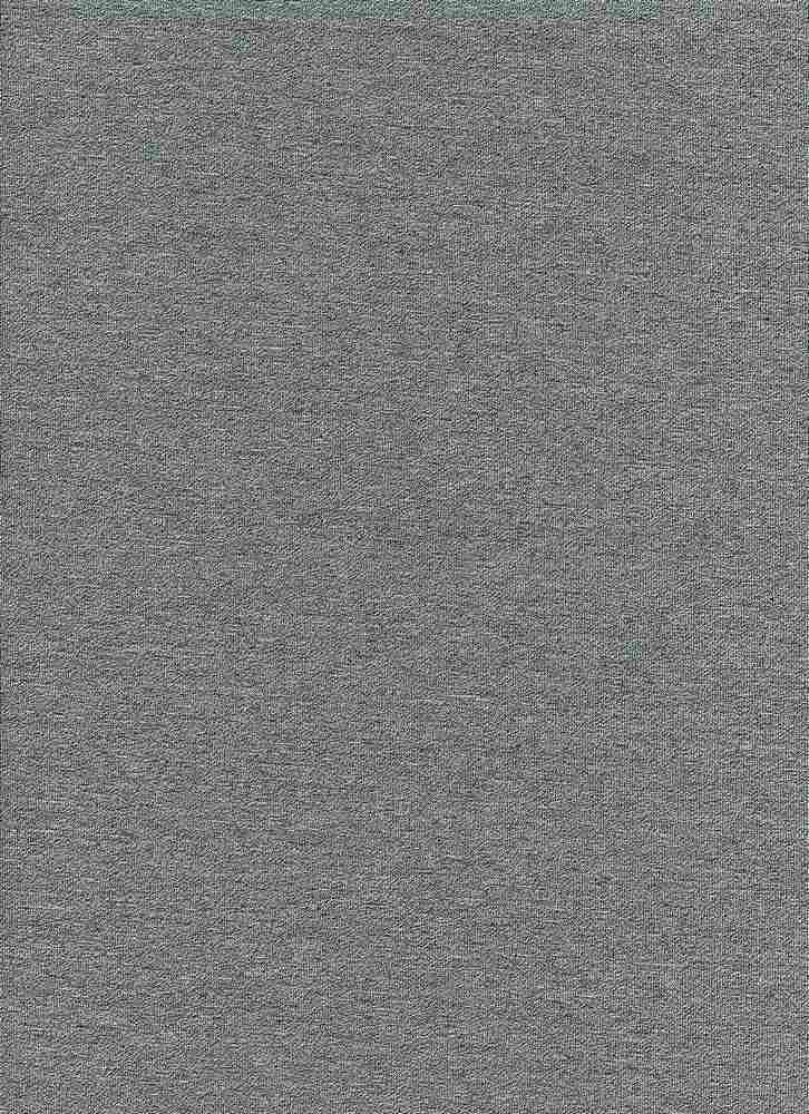 D1097 / GREY / MOCKTWIST POLY RAYON SPANDEX JERSEY