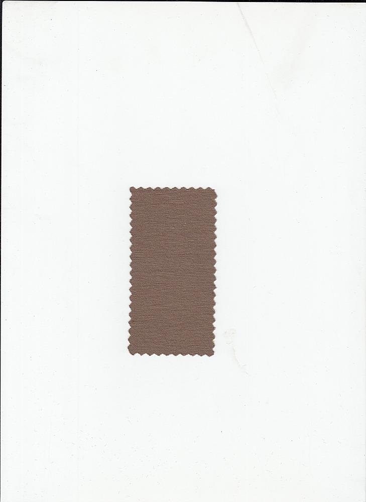 PRSJ 170 / MOCHA NEW / POLYRAYON JERSEY SPANDEX