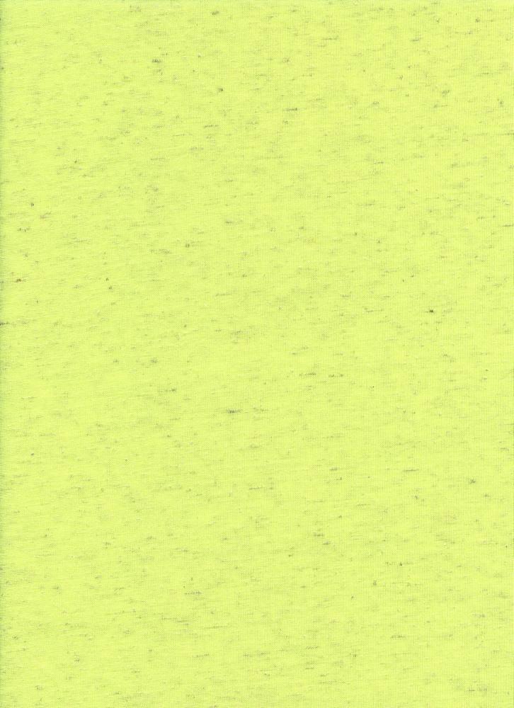 PJSY MELANGE / NEON YELLOW