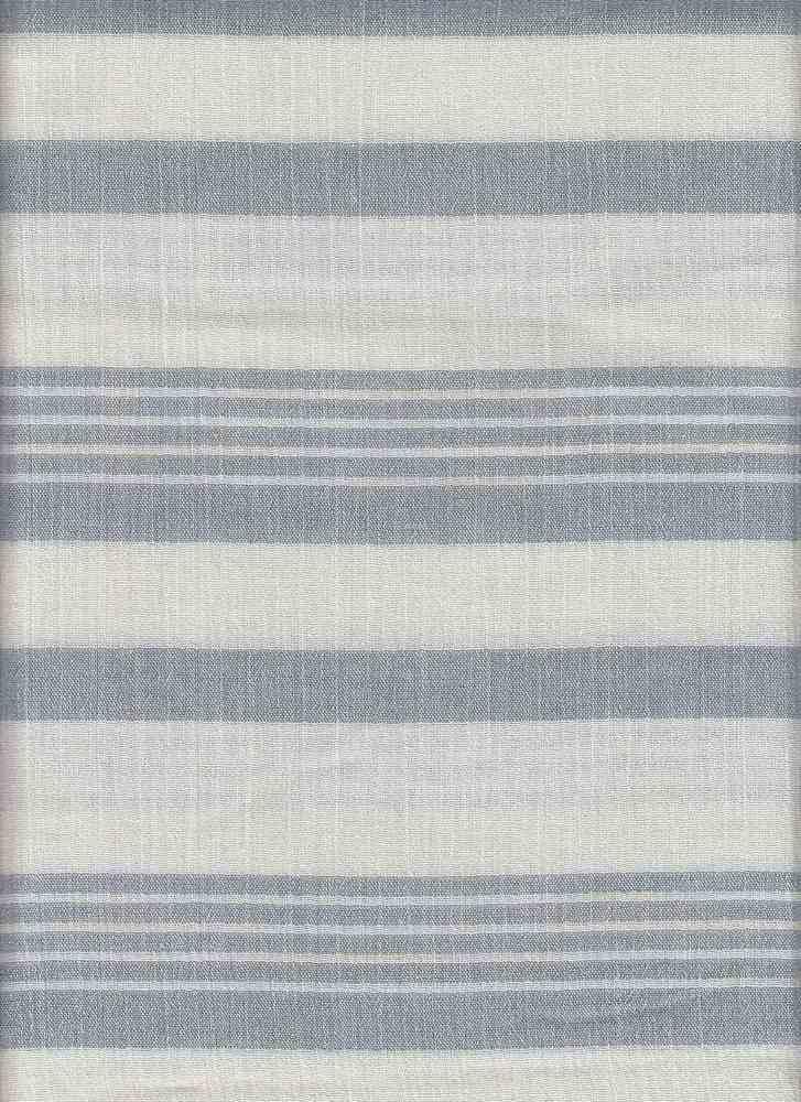 18376 / DUSTY BLUE/ANTIQUE WHITE