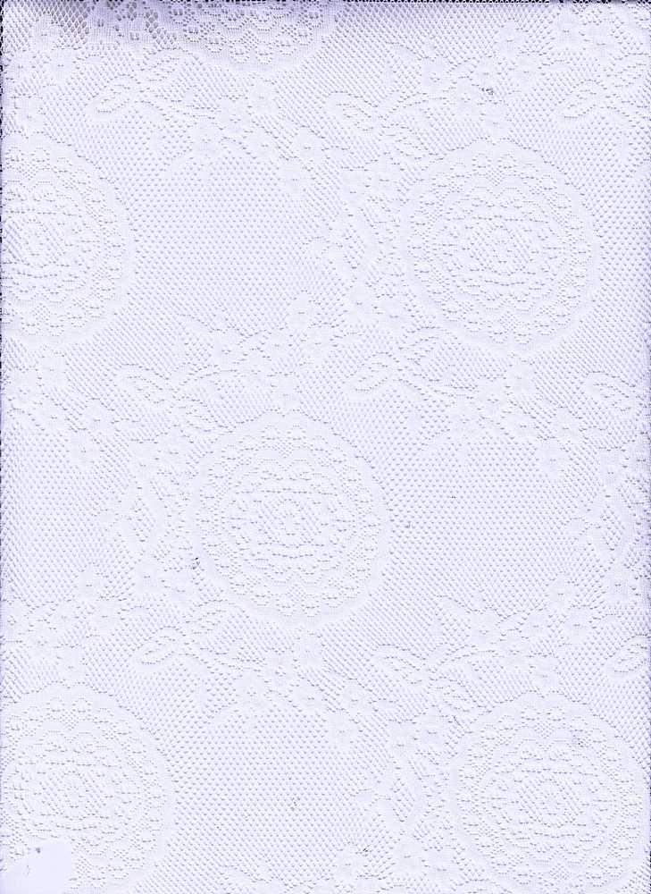 LACE DOILY / WHITE