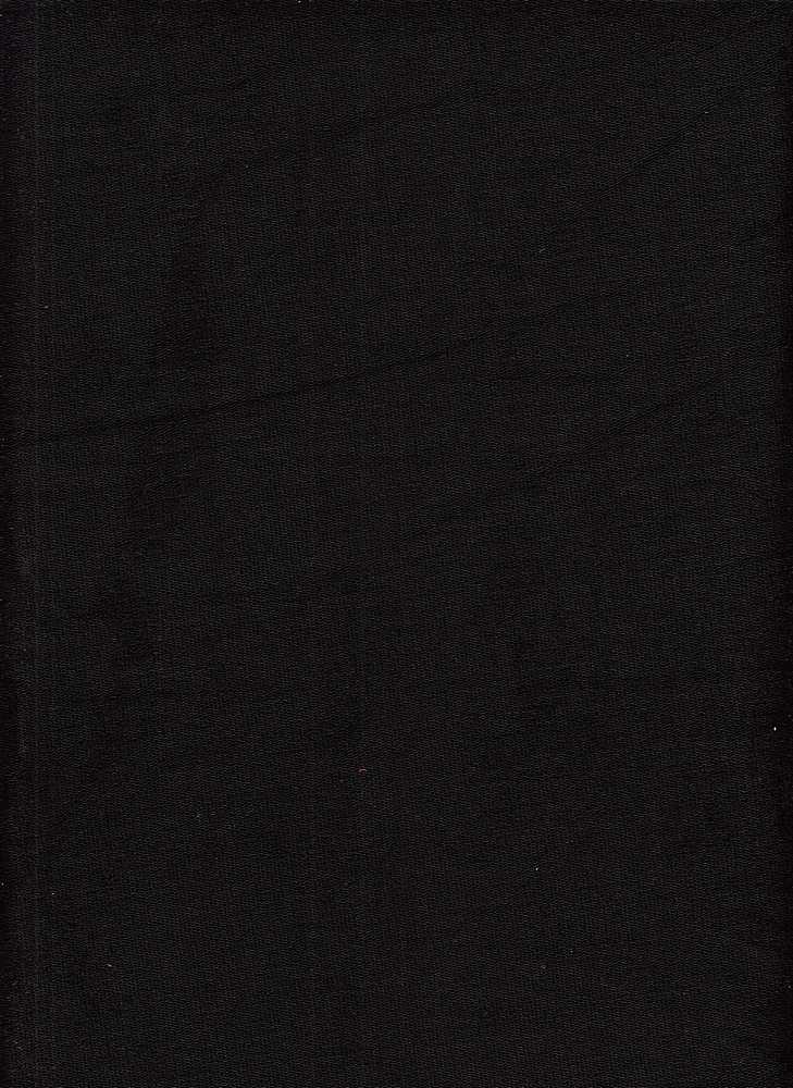 18319 FR TERRY / BLACK