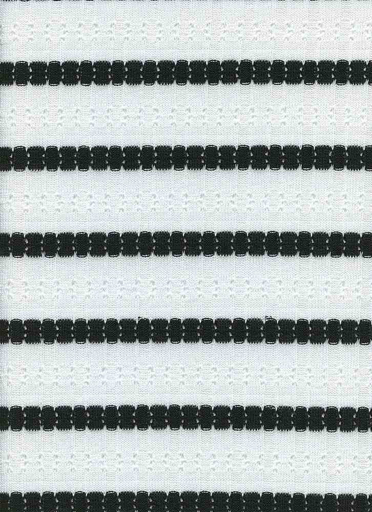 D1025 STRIPE / BLACK