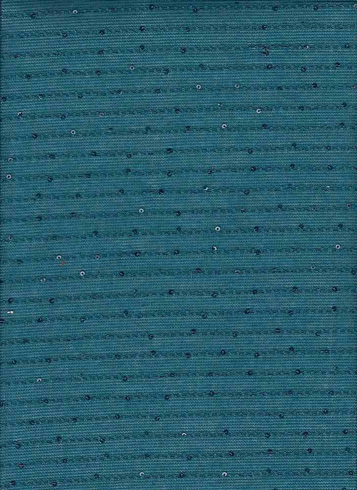 13070 SEQUIN / TEAL