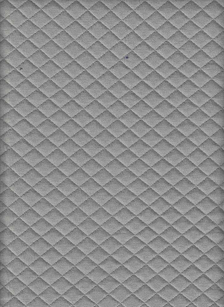 15110 / CEMENT / BIG DIAMOND QUILTING [NO FOIL]