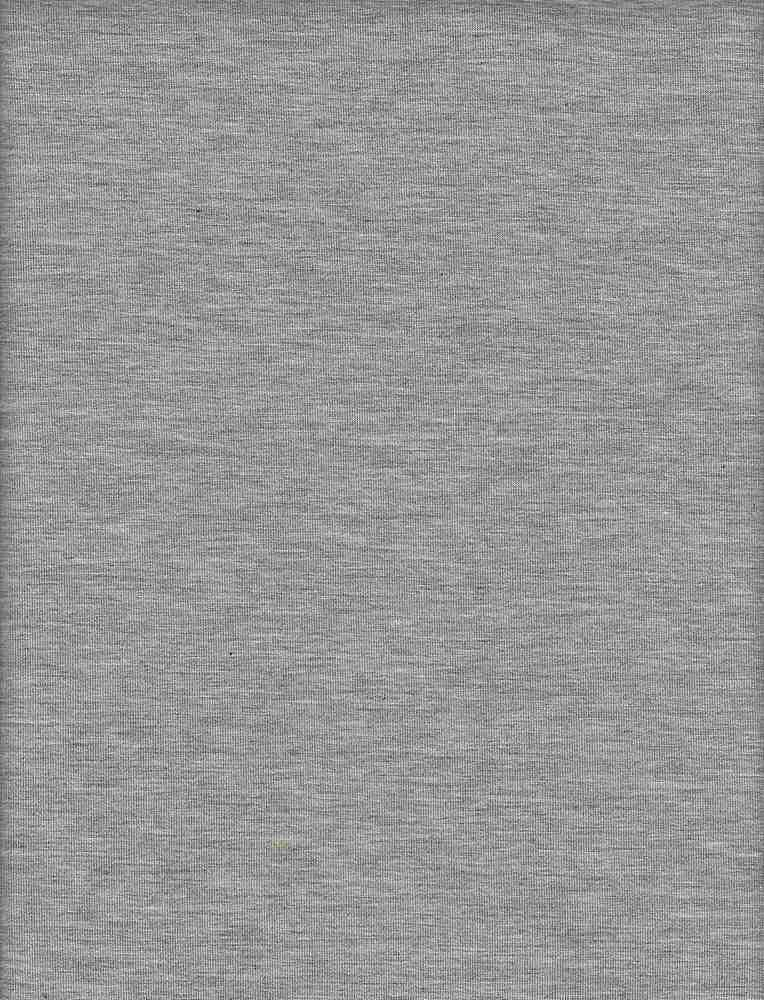 PRSJ 200 / HEATHER GRAY* / POLY RAYON SPANDEX JERSEY