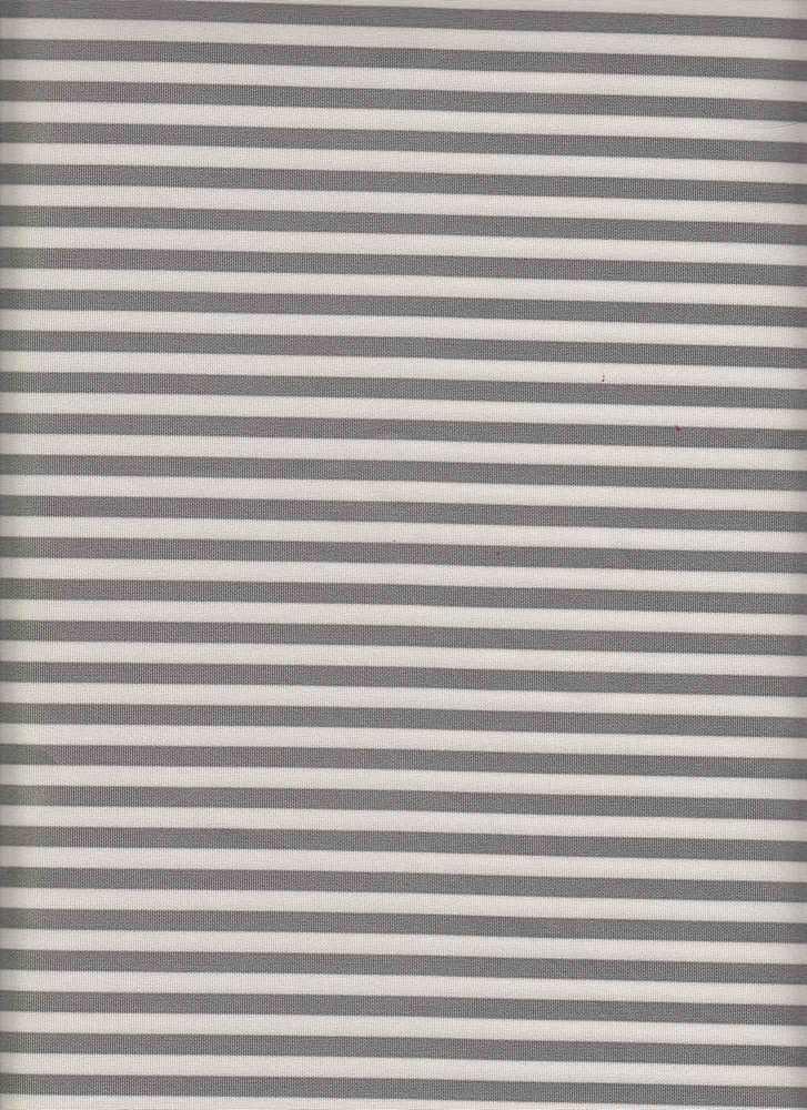 15155 / CEMENT/WHITE / SCUBA STRIPE