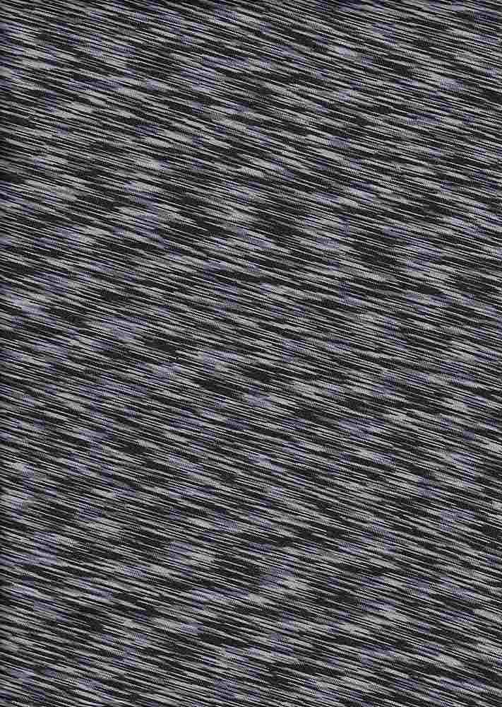 18336 / BLACK/GREY / ATHLETIC SPACE DYE