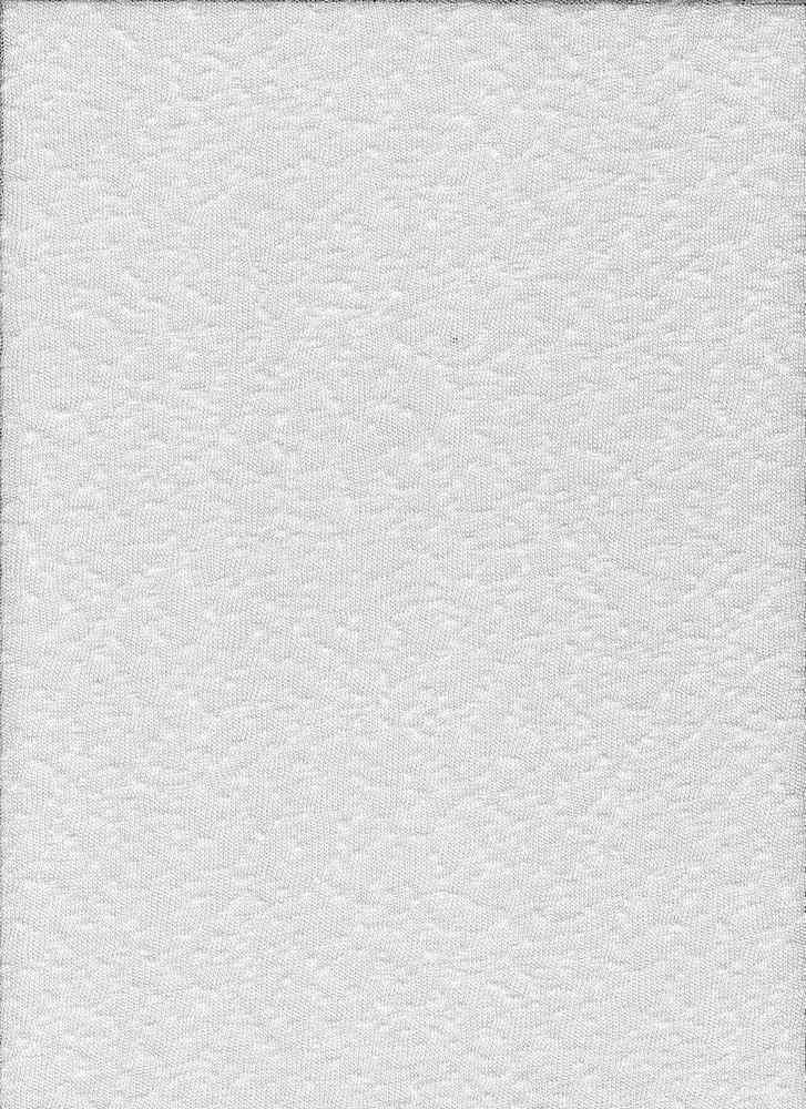 18332 / OFFWHITE / RAYON POLY SLUB JERSEY
