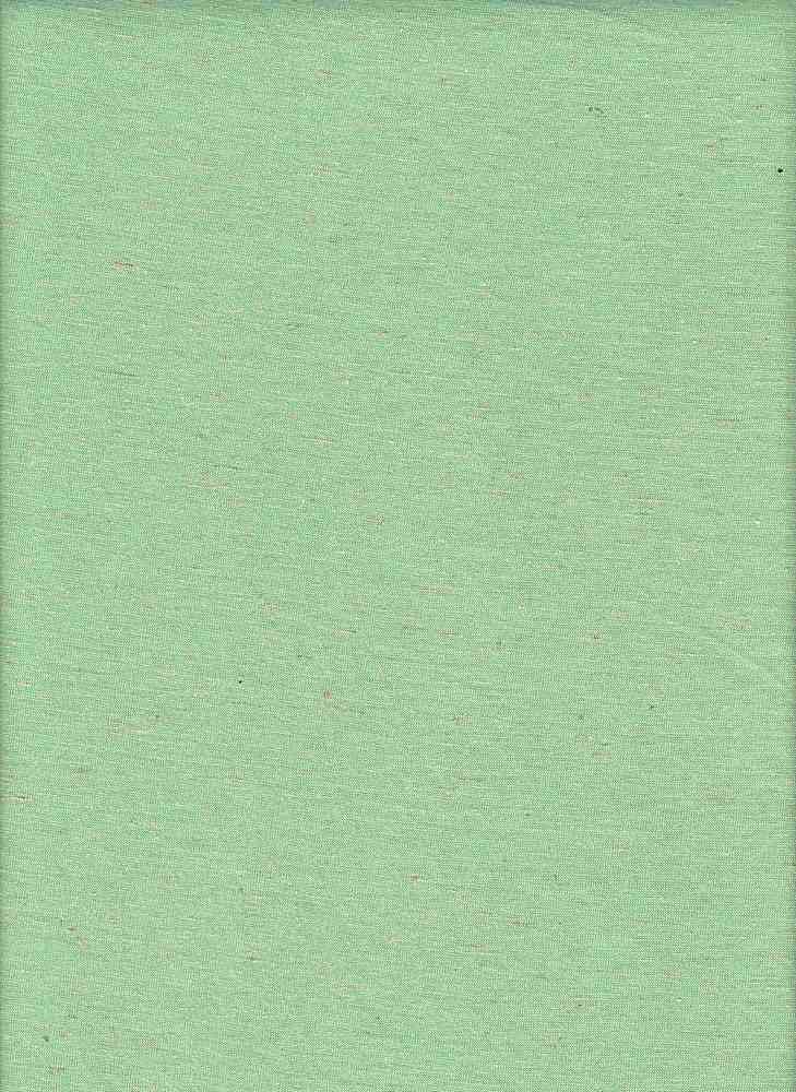 PJSY MELANGE / NEON GREEN / LINEN JERSEY