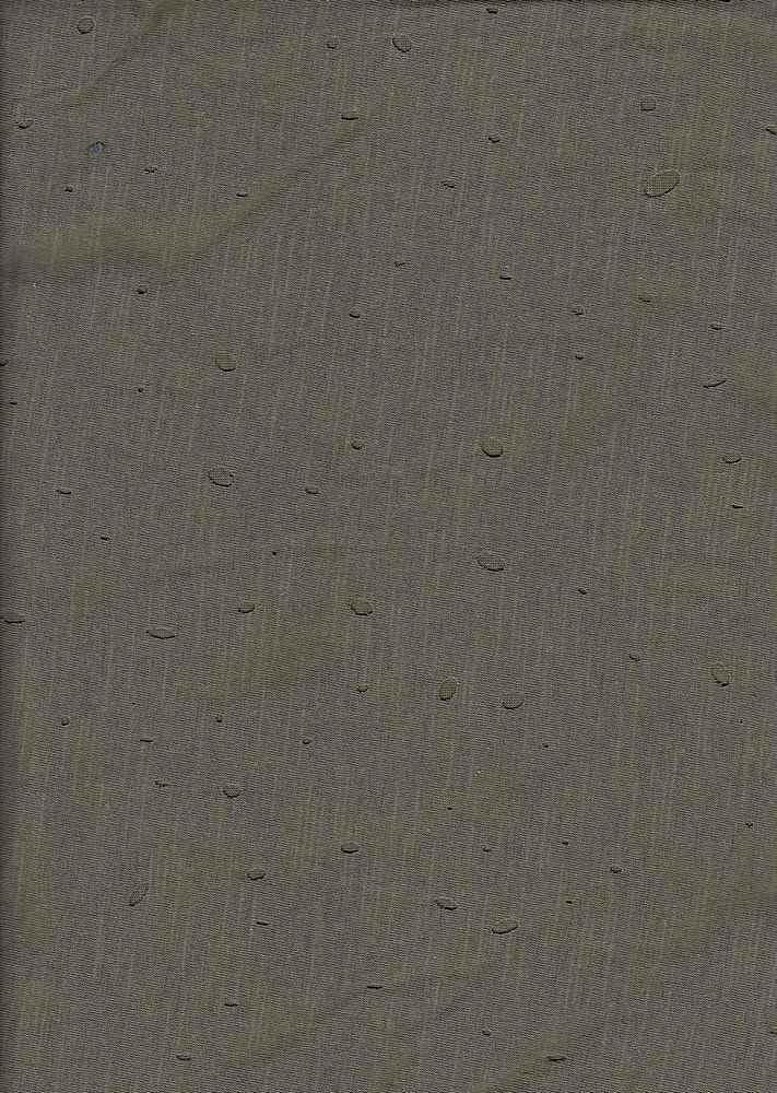18368 / DK OLIVE / COTTON CHOKO JERSEY