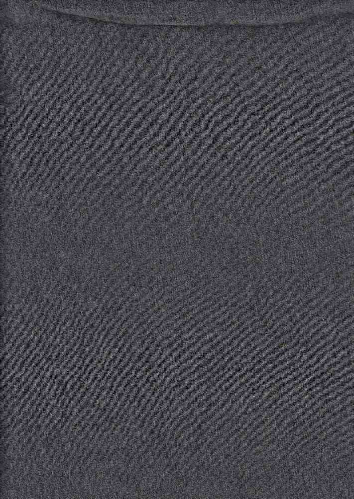 18396 / CHARCOAL 2TONE / WASHED COTTON JERSEY '