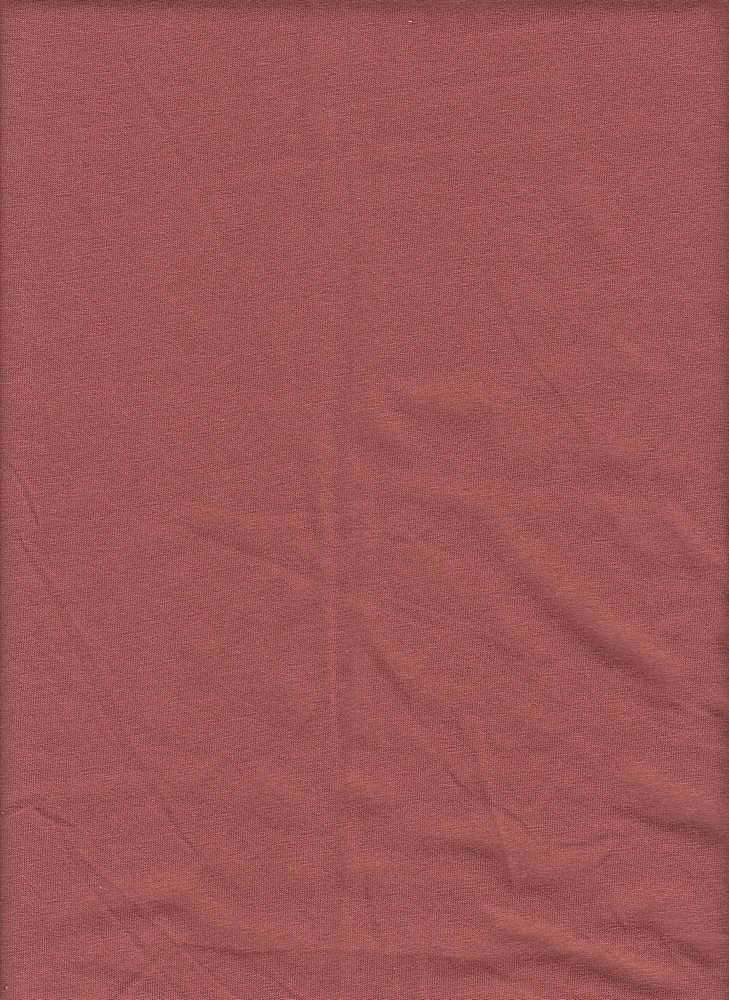 18396 / CLAY / WASHED COTTON JERSEY