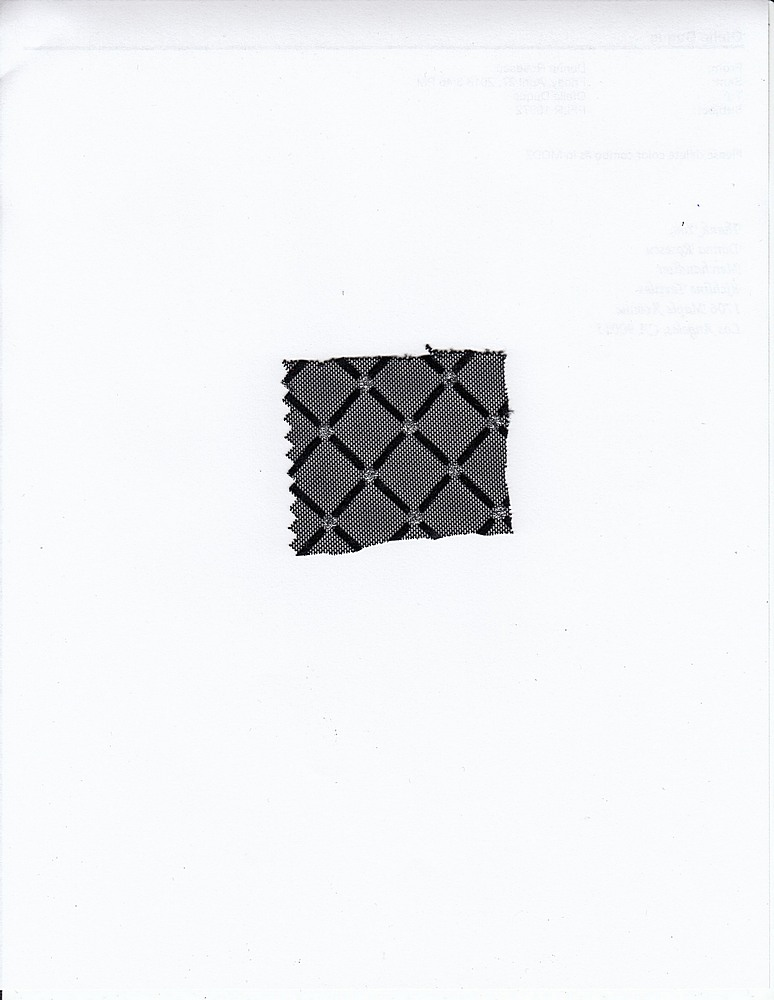 19521 / BLACK/GOLD / DIAMOND GLITTER DOT MESH