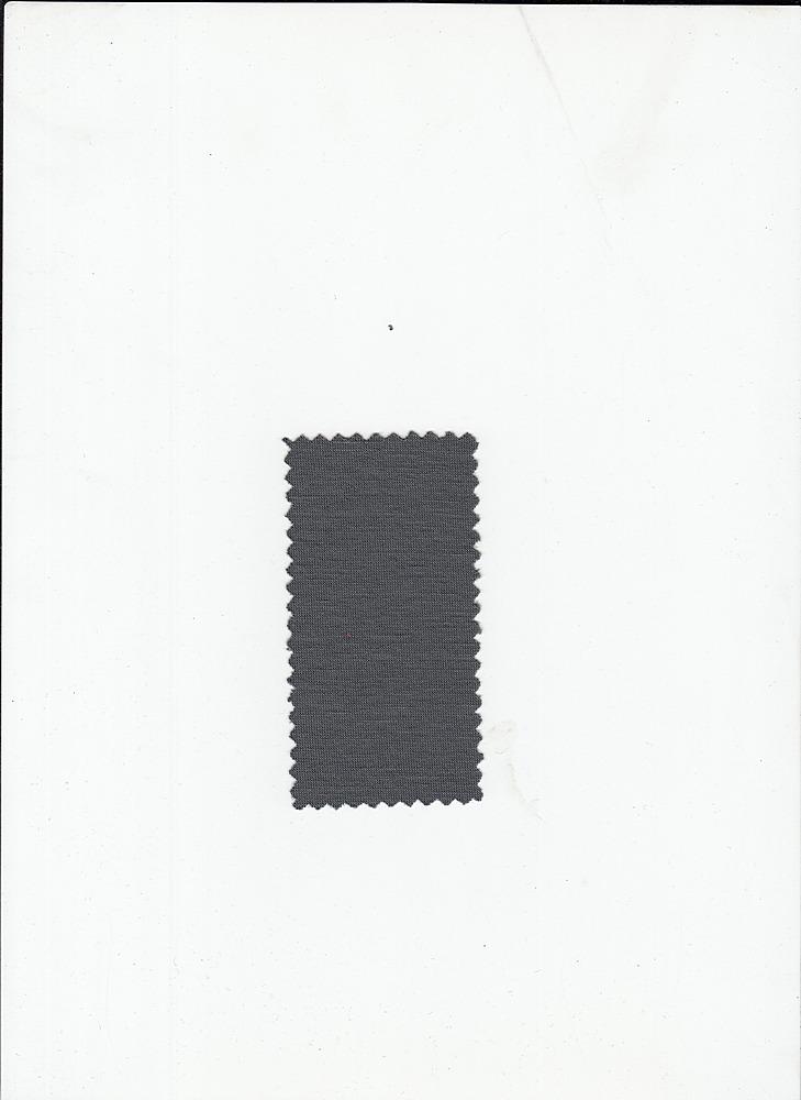 PRSJ 170 / GUNMETAL / POLYRAYON JERSEY SPANDEX