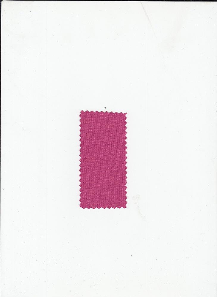 PRSJ 170 / HOT PINK / POLYRAYON JERSEY SPANDEX