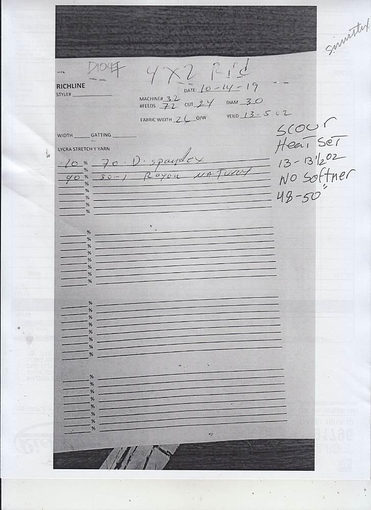 """D1047 / NATURAL / 4X2 RIB RAYON SPAN 53"""""""