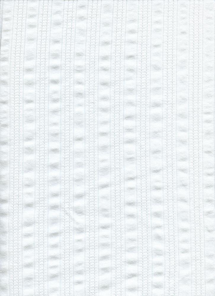 D1119 / WHITE / COTTON RIB POINTELLE