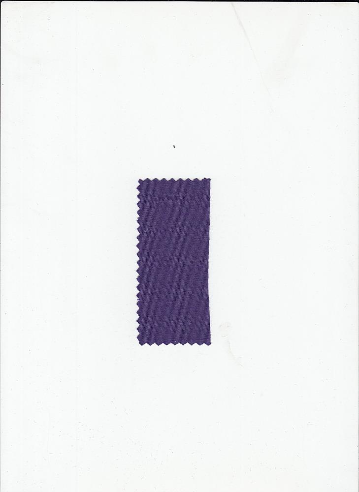PRSJ 170 / PURPLE19-3748TC / POLYRAYON JERSEY SPANDEX