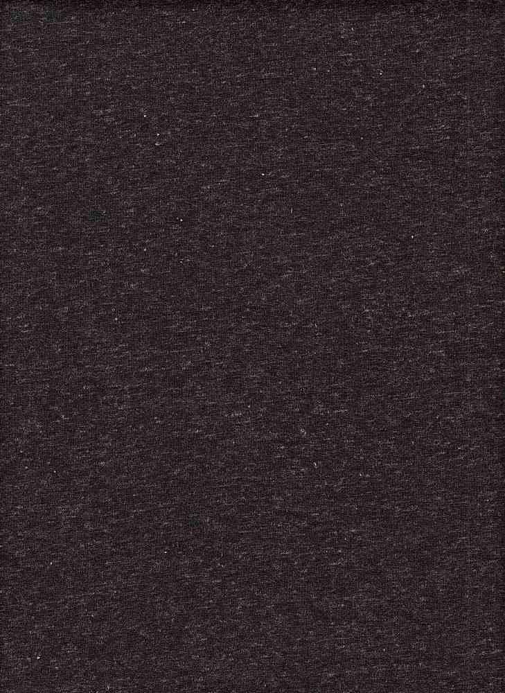 PJSY MELANGE / BLACK P / LINEN JERSEY