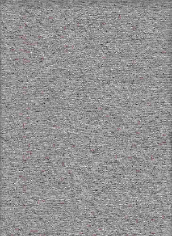 PJSY MELANGE / CEMENT / LINEN JERSEY