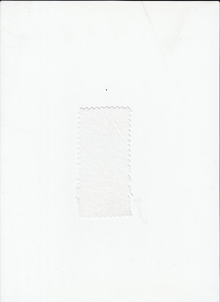 PRSJ 170 / WHITE PFP / POLYRAYON JERSEY SPANDEX