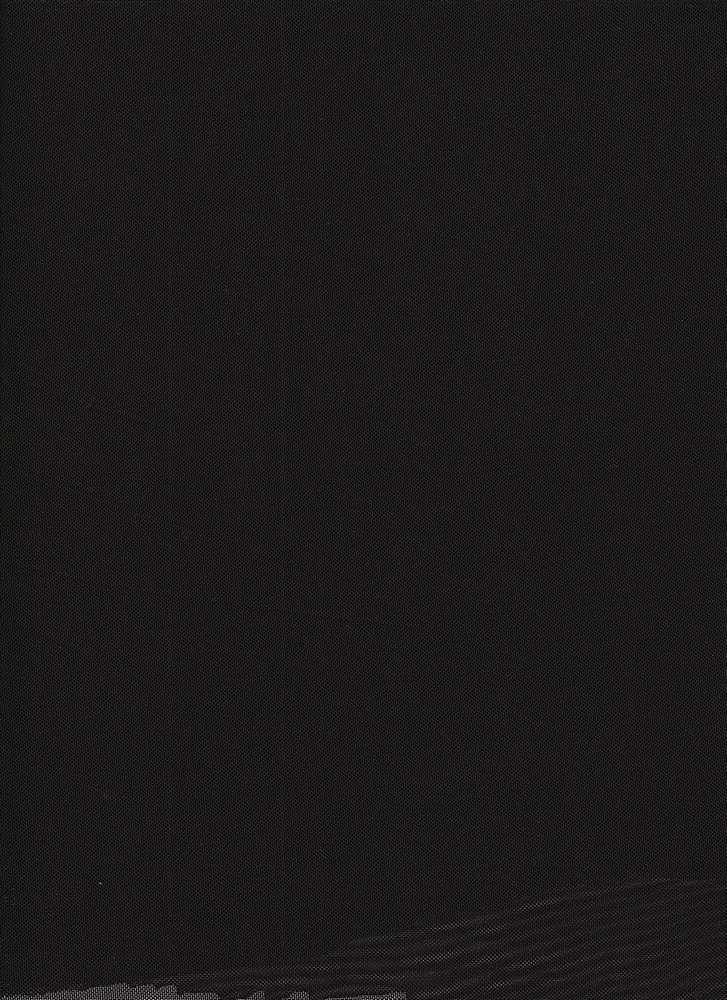 14077 MESH / BLACK / NYLON SPANDEX MESH