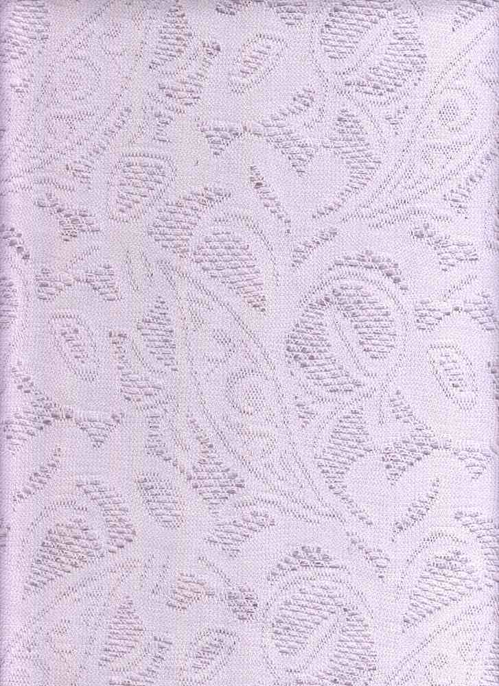 16014 3085 / WHITE / CROCHET LACE 3085