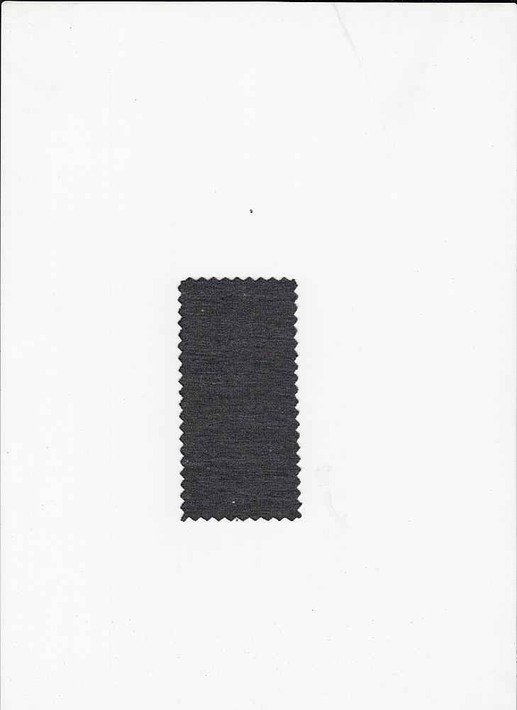 PRSJ 170 / CHARCOAL / POLYRAYON JERSEY SPANDEX