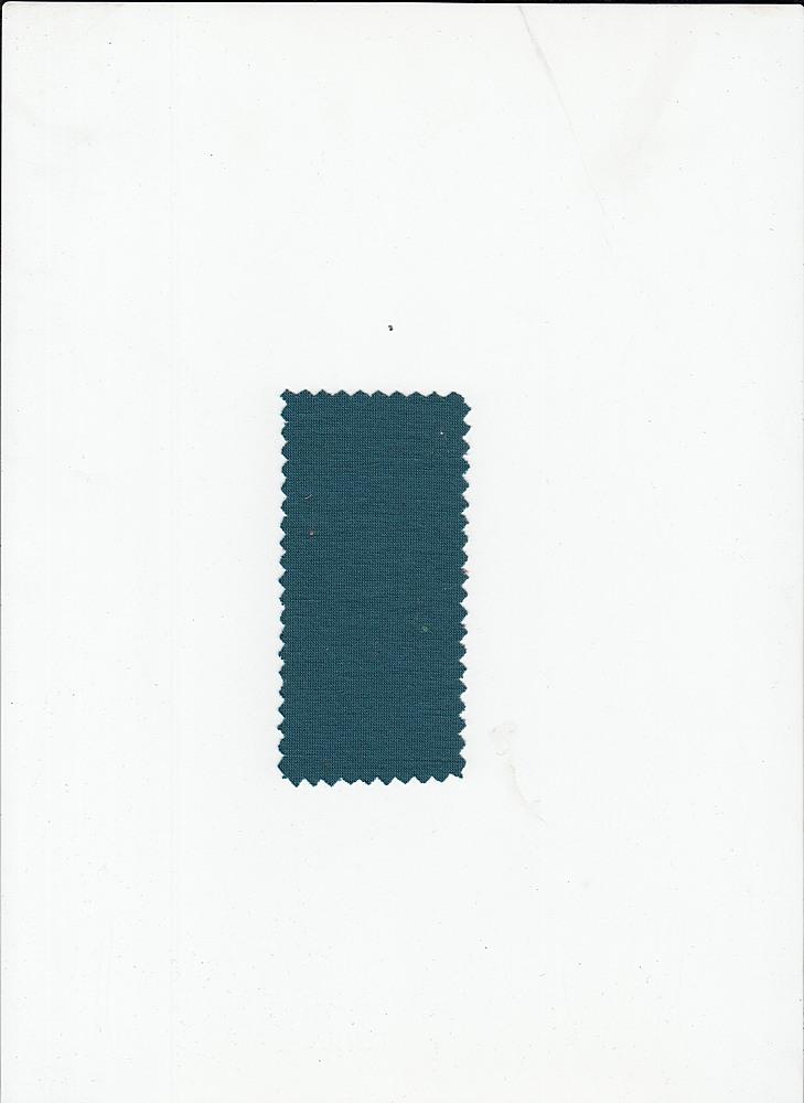 PRSJ 170 / TEAL / POLYRAYON JERSEY SPANDEX