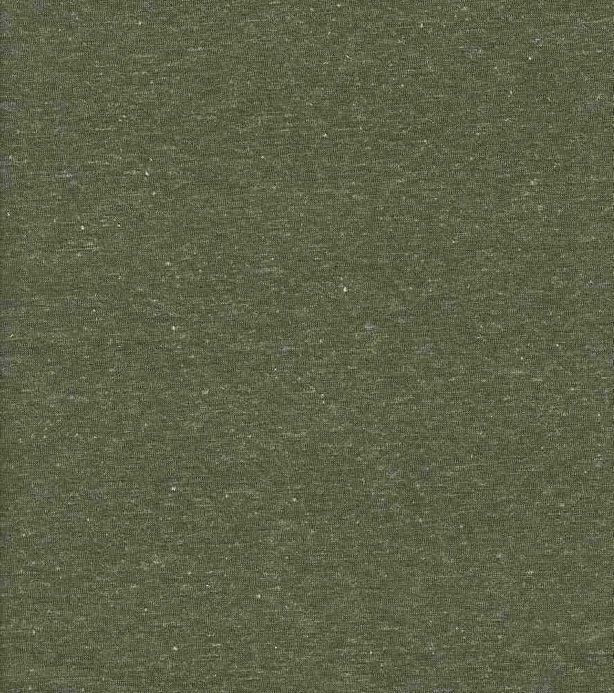 PJSY MELANGE / OLIVE P / LINEN JERSEY
