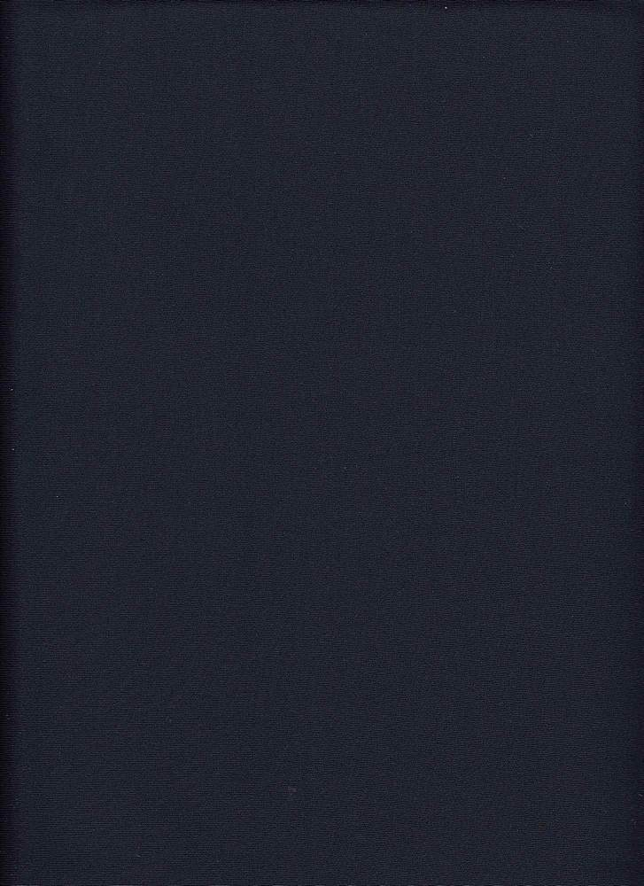 TECHNO SUPER / NAVY / DOUBLE KNIT[TECHNO] KNITTED FABRIC