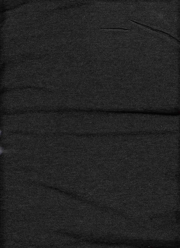 CSJ 165 / CHARCOAL HTR / 95/5 POLY COTTON SPANDEX JERSEY
