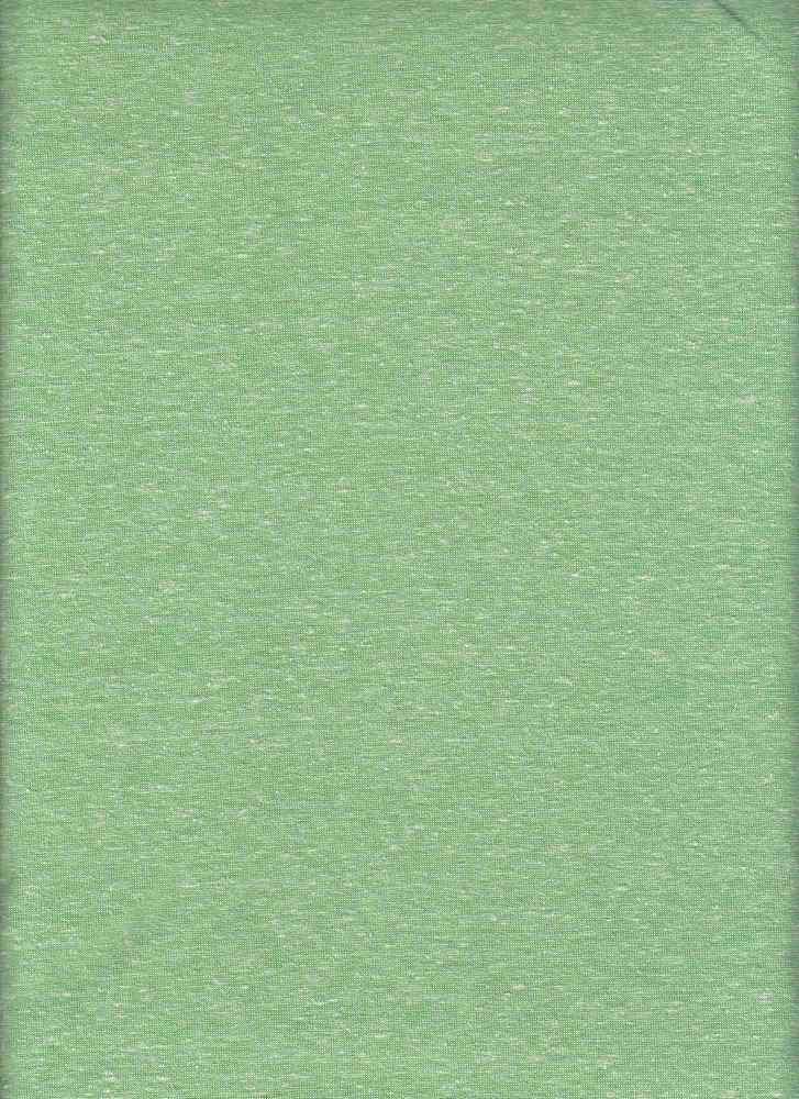 TRIBLEND / NEON GREEN / 50/38/12 POLY COTTON RAYON TRIBLEND