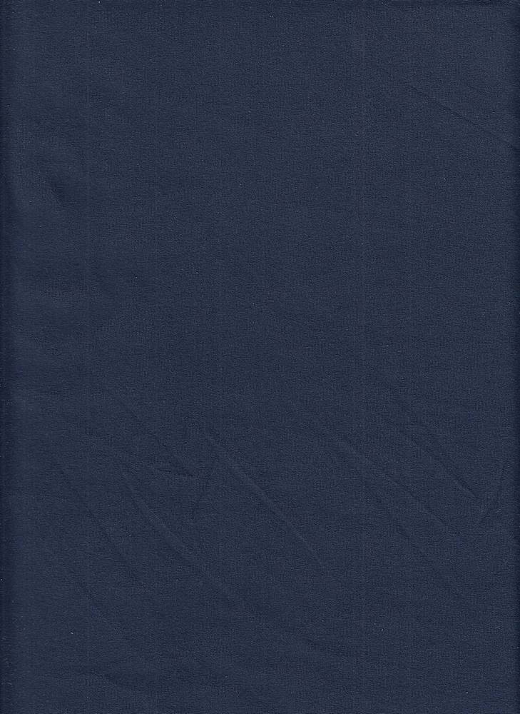 6817-70 / INSIGNIA BLUE / 86/14 COTTON SPANDEX JERSEY